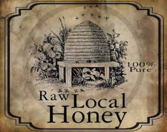 Oak Hollow Acres Raw Honey